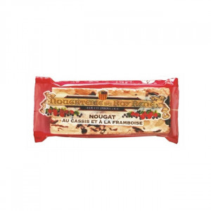 Nougat fruits rouges snacking du Roy René