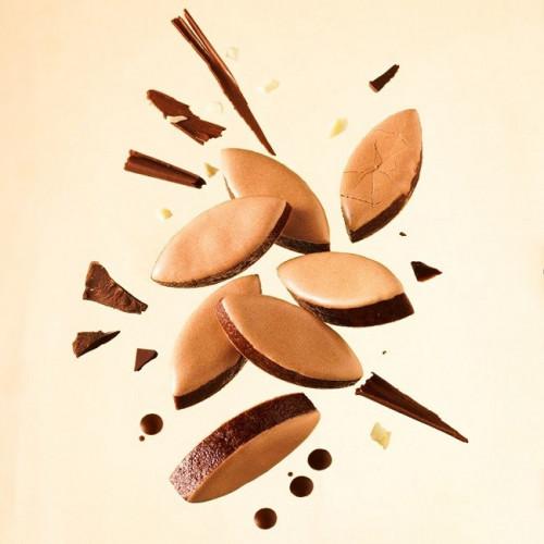 Calissons d'Exception chocolat noisettes du Roy René