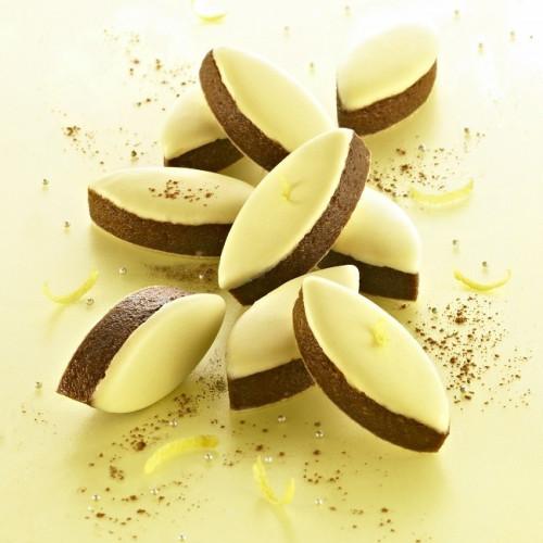 Calissons d'Exception cédrat chocolat du Roy René
