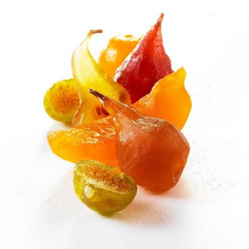 Fruits confits le Roy René