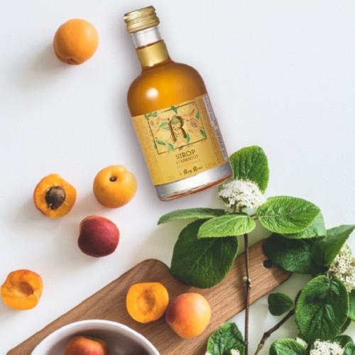 Sirop abricot du Roy René