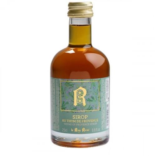 Sirop thym du Roy René