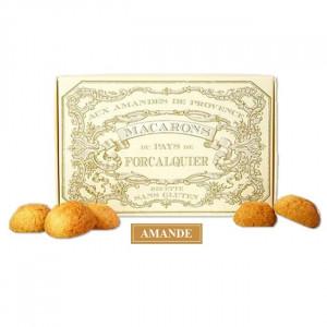 Boîte macarons de Provence aux amandes du Roy René