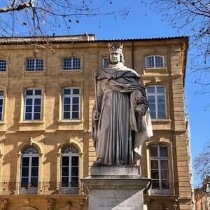 Le Roi René d'Anjou dit